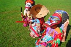 Festival de khon de ta de phi Images stock