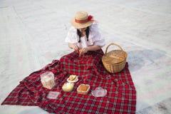 Festival de kimchi de Séoul Photographie stock libre de droits