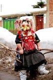 Festival de Kukeri Fotos de archivo