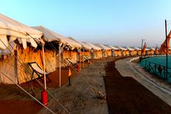 Festival de Kutch du Goudjerate image stock