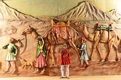 Festival de Kutch du Goudjerate images stock