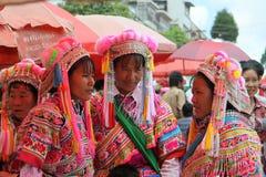 Festival de la antorcha de China Imagen de archivo