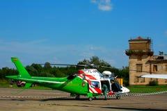 Festival 2013 de la aviación de Riga Imagenes de archivo