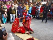 Festival de la calle Fotos de archivo