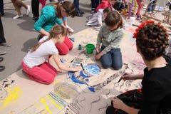 Festival de la calle Imagen de archivo