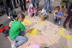 Festival de la calle Imágenes de archivo libres de regalías
