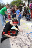 Festival de la calle Foto de archivo