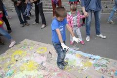Festival de la calle Imagenes de archivo