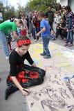 Festival de la calle Fotografía de archivo libre de regalías