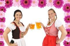 Festival de la cerveza de Munich fotos de archivo libres de regalías