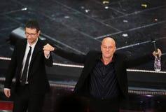 Festival de la chanson italienne, Sanremo 2013 Images stock