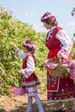 Festival de la cosecha de Rose Imagen de archivo