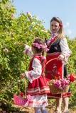 Festival de la cosecha de Rose Imagenes de archivo