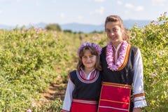 Festival de la cosecha de Rose Fotografía de archivo libre de regalías