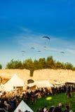 Festival de la cultura medieval Imagen de archivo