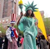 Festival de la familia de Tribeca Fotos de archivo