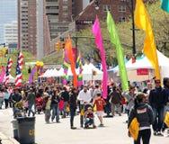 Festival de la familia de Tribeca Foto de archivo libre de regalías