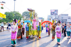 Festival de la flor Fotografía de archivo libre de regalías