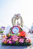 Festival de la flor Fotos de archivo libres de regalías