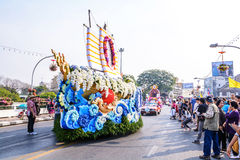 Festival de la flor Imagenes de archivo