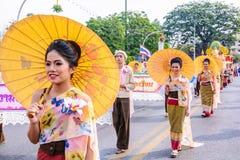 Festival de la flor Imagen de archivo