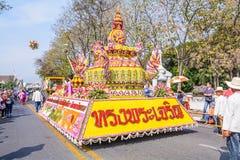 Festival de la flor Foto de archivo