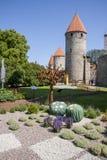 Festival de la flor de Tallinn Imagenes de archivo