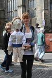 Festival 2013 de la franja de Edimburgo Imágenes de archivo libres de regalías