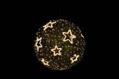 Festival de la iluminación de la lámpara Foto de archivo libre de regalías