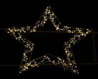 Festival de la iluminación de la lámpara Fotos de archivo libres de regalías