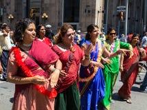 Festival de la India Toronto imagen de archivo libre de regalías