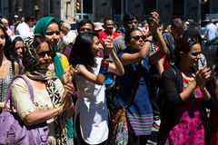 Festival de la India Toronto fotografía de archivo libre de regalías