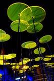Festival de la luz, Berlín, Alemania - Ernst Reuter Platz Fotos de archivo libres de regalías