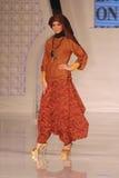 Festival 2014 de la moda de los musulmanes Fotos de archivo