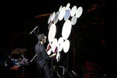 Festival 2014 de la noche de Singapur Fotografía de archivo