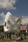 Festival de la visualización del loto de la velocidad en Goodwood. Imágenes de archivo libres de regalías