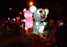Festival de lanterna Imagem de Stock Royalty Free
