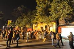 Festival de lanterna de 2013 chineses em Chengdu Fotografia de Stock