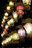 Festival de lanterna em Singapore Foto de Stock Royalty Free