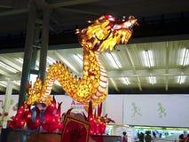 Festival de lanterna tradicional chinês Foto de Stock
