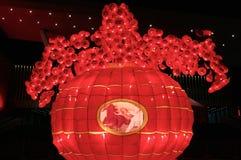 Festival de lanterne Images libres de droits
