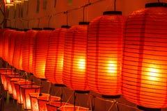 Festival de lanterne Photo libre de droits