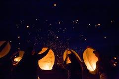 Festival de lanterne Image libre de droits