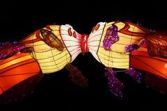 Festival de lanterne chinois images libres de droits