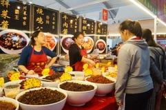Festival de las compras del Año Nuevo Fotografía de archivo