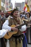 Festival de las Edades Medias Foto de archivo libre de regalías