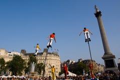 Festival de liberté Photo stock