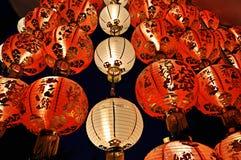 Festival de linterna Foto de archivo libre de regalías