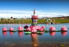 Festival de linterna chino Fotos de archivo