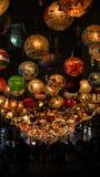 Festival de linterna de Taiwán Lanter pintado ejecución chino del Año Nuevo Fotos de archivo libres de regalías